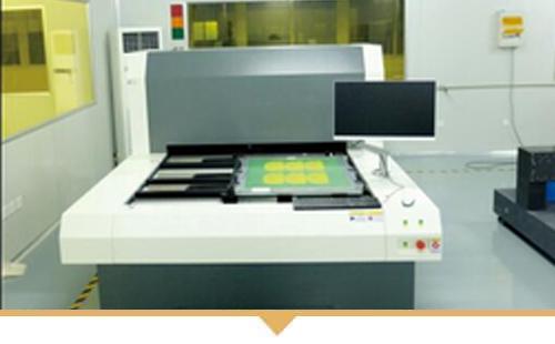 Printing mesh-plate maker