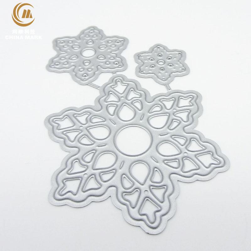 DIY metal die cuts, scrapbook metal etching bookmark carbon steel metal die cuts