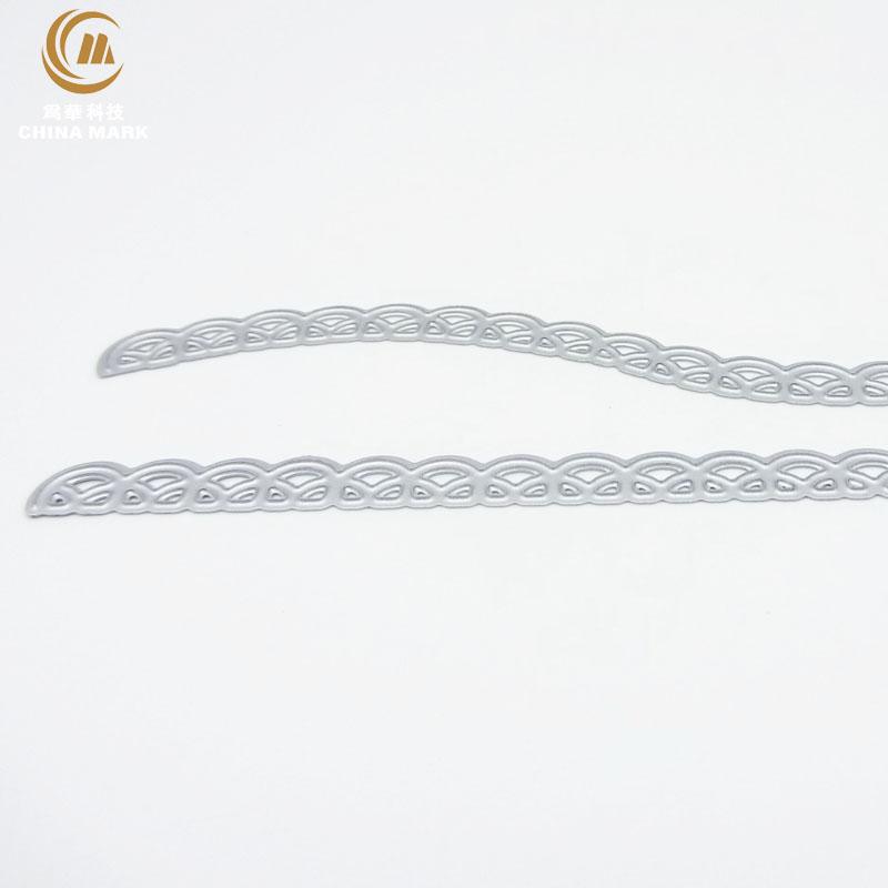DIYmetal dies for card making from china,scrapbook metal etching lace carbon steel die cut