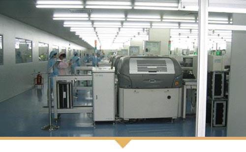 Dust-free printing workshop