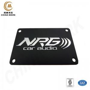 metal nameplate manufacturers